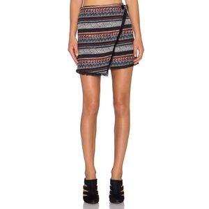 Sam Edelman Hope Wrap Skirt